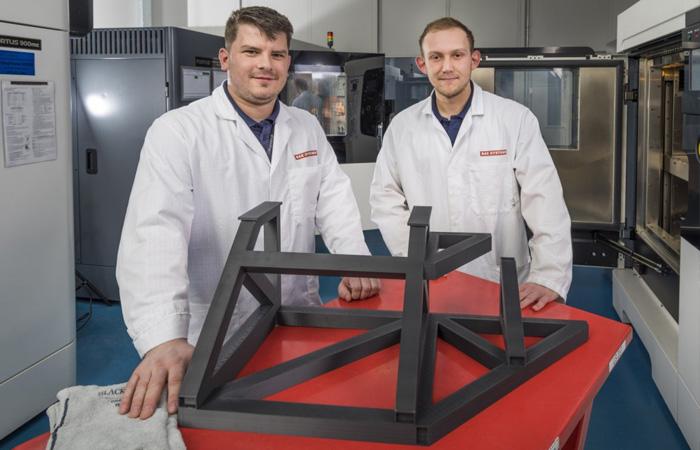 impresión 3D en la aeronáutica