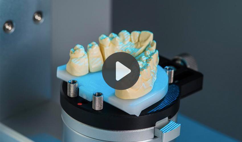 escaneado 3D medicina