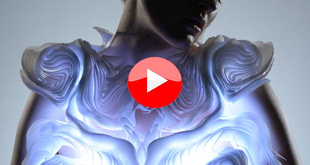 Top 5 con los mejores vídeos de la semana: moda 3D, animación con impresión 3D