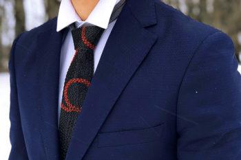 VIP TIE, las corbatas impresas en 3D que están llenas de estilo