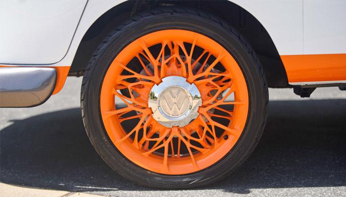Volkswagen impresión 3D