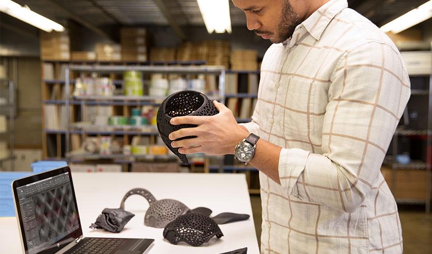 webinar de HP 3D Printing