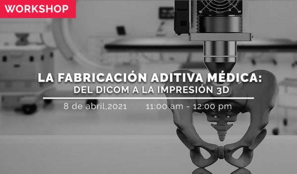 workshop impresión 3D médica