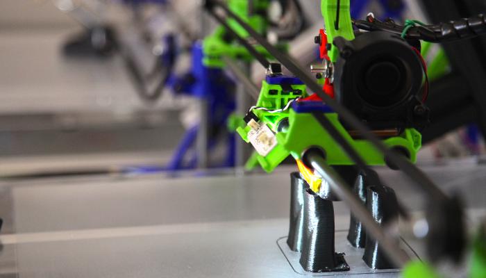 impresora 3D RepRap