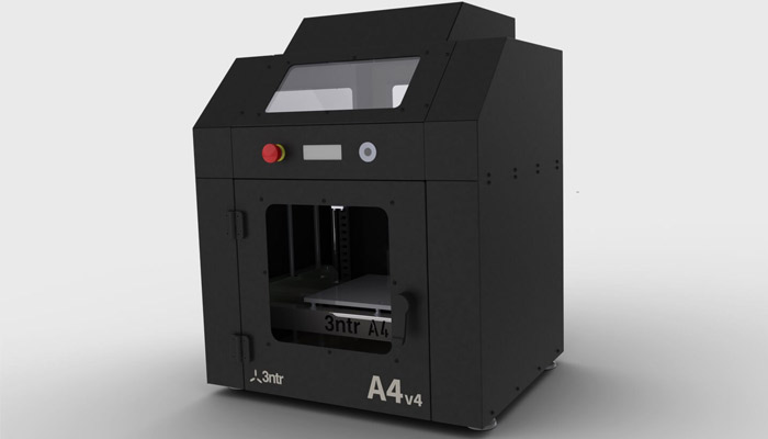 impresora 3D PEEK