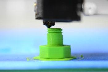 El filamento de ABS en la impresión 3D