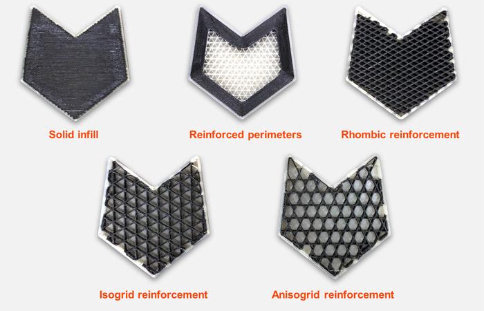 Impresión 3D compuestos
