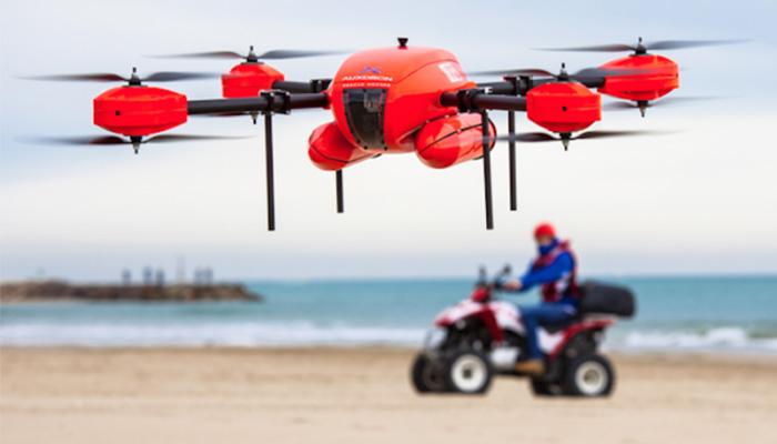 dron 3d