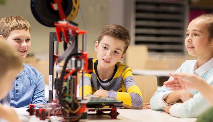impresión 3D en la educación