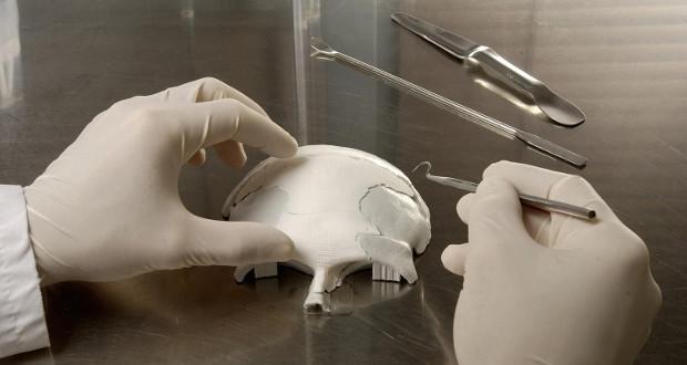 La empresa comenzó imprimiendo para e sector biomédico