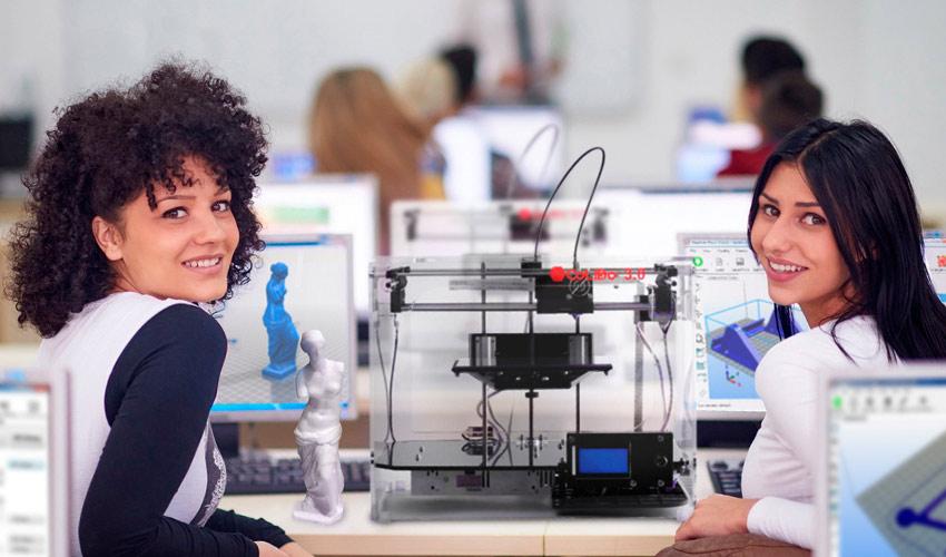 La importancia de incorporar la impresión 3D en los colegios