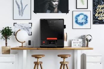 Llega la nueva Da Vinci Color mini de XYZprinting, impresora 3D a todo color