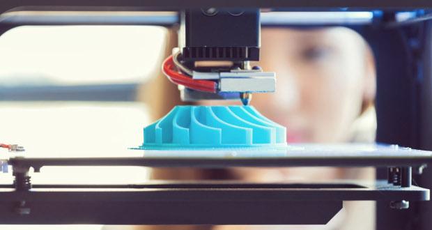 impresión 3D tendrá un aumento