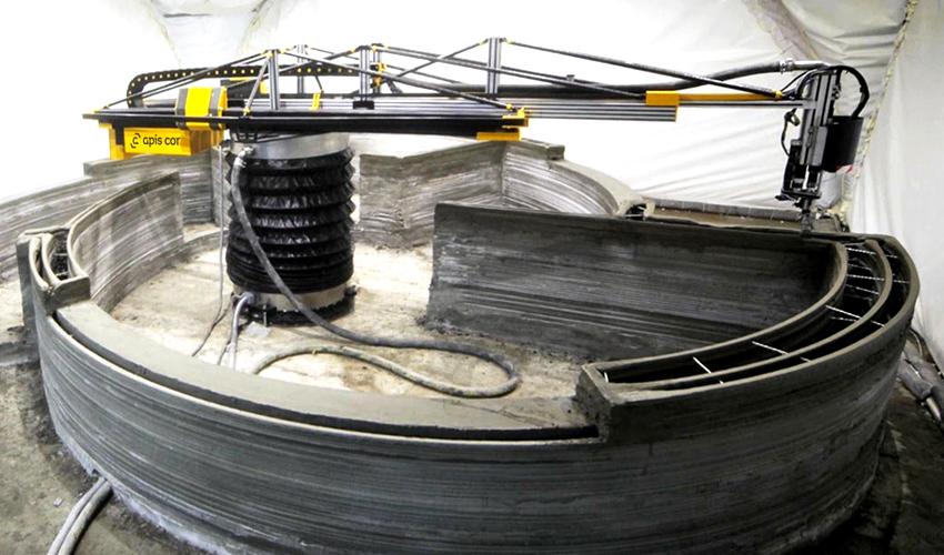 Apis Cor recibe 6M de financiación para llevar sus impresoras 3D a todo el mundo
