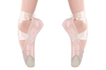P-rouette, las zapatillas de ballet impresas en 3D