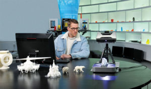 Servicios de impresión 3D