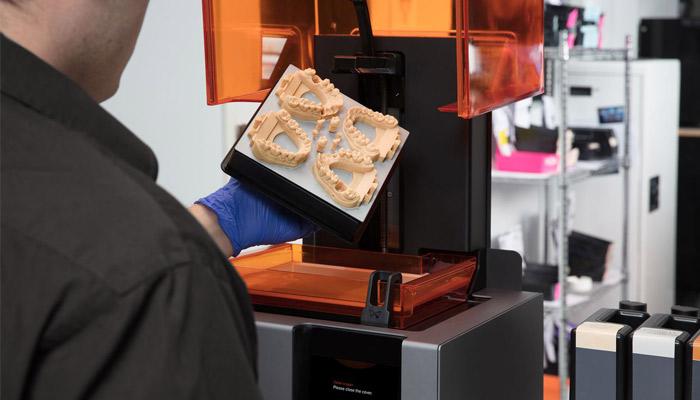 impresión 3D en la odontología