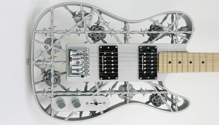 Instrumentos impresos en 3D