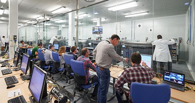 El equipo de HP trabajo casi 10 años para llegar a su desarrollo