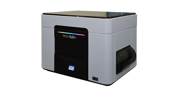 Una impresora a todo color