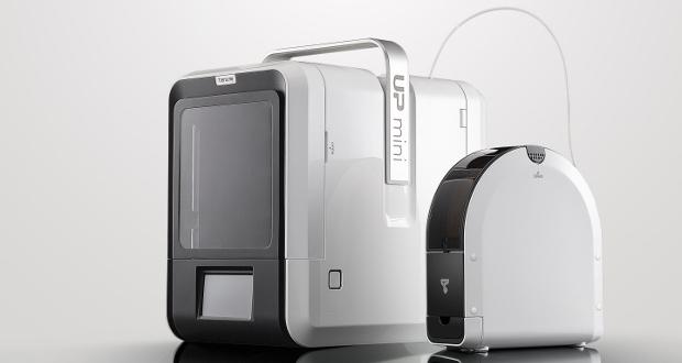 La nueva impresora Mini Up-2