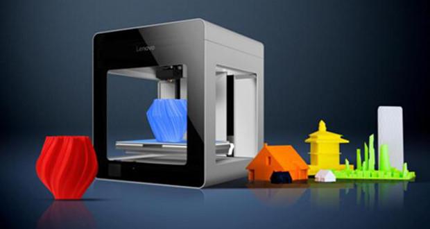 Lenovo Lanza La Primera Impresora 3d 3dnatives