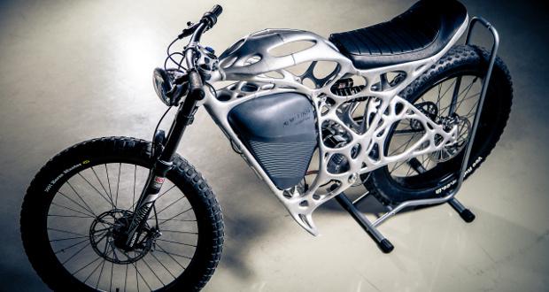 Vehículos impresos en 3D