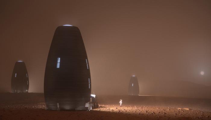 Habitar en Marte