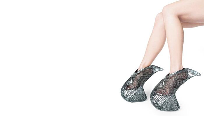 Mycelium Shoe