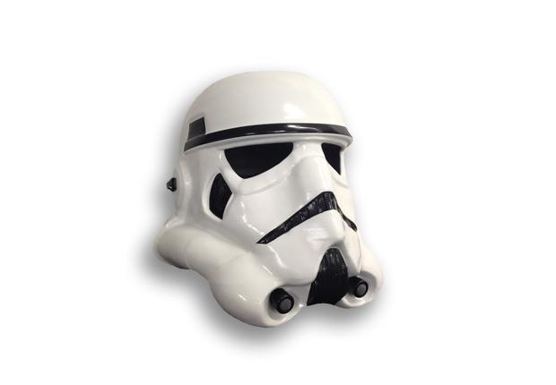 Le casque de Stormtrooper