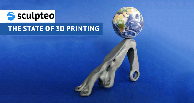 State of 3D printing 2017