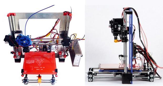 Aprende a construir tu impresora