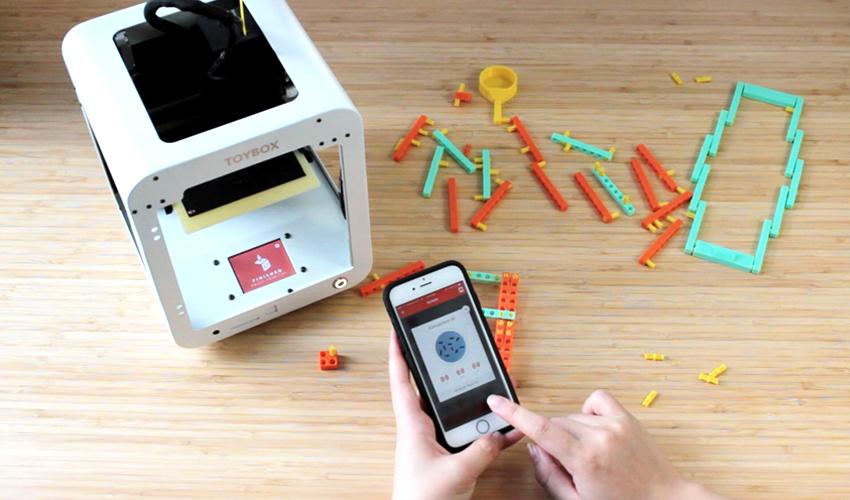 Toybox, la impresora 3D sólo para niños - 3Dnatives