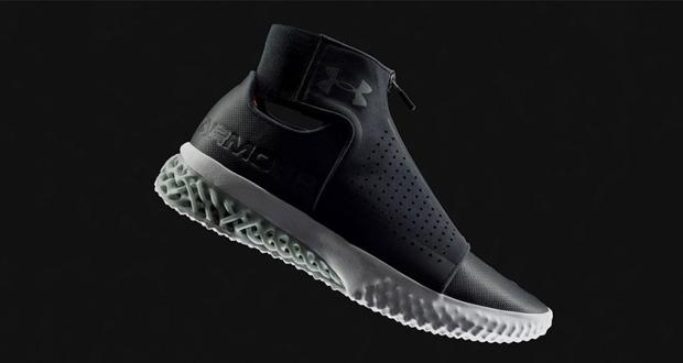 d6cba41066dac Under Armour Futurist las zapatillas impresas en 3D que estarán a la ...