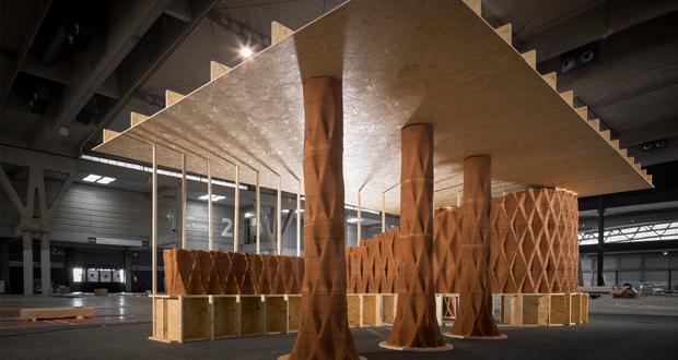 El IAAC lleva la impresión 3D en la construcción a Barcelona