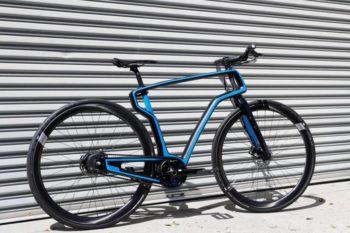 Arevo imprime en 3D una bicicleta con fibra de carbono