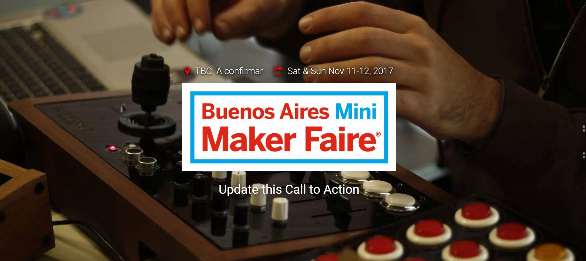 Buenos Aires Maker Faire