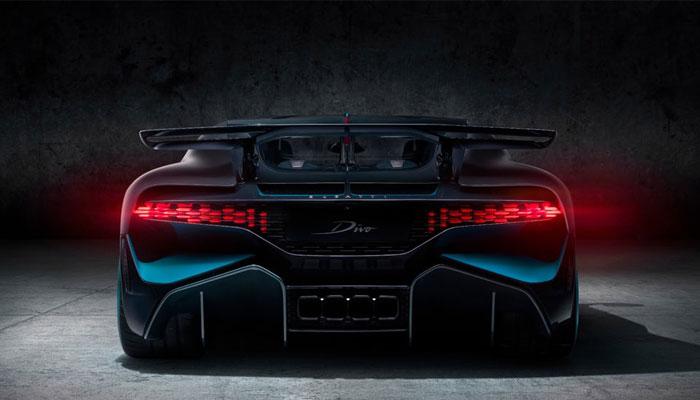 Divo de Bugatti