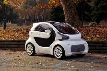¿El coche impreso en 3D llegará a las carreteras en 2019?