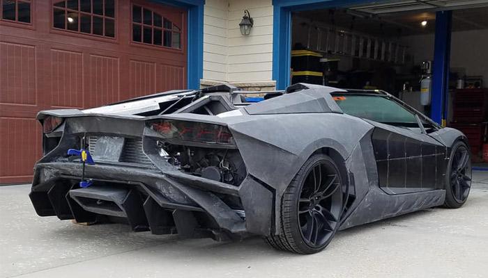 Lamborghini 3d