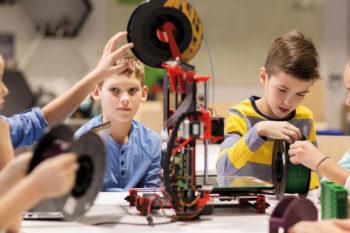 LearnbyLayers, cómo enseñar impresión 3D en los colegios