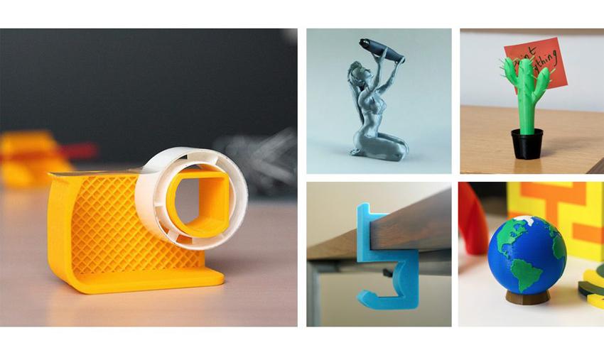 Top 10 con los mejores modelos 3D para la vuelta a clases