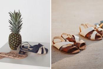 ORGANIC, la colección de zapatos ecológicos impresos en 3D