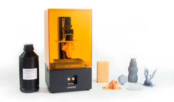 Lab 3Dnatives: Test de la impresora 3D Orange 30 de Longer3D