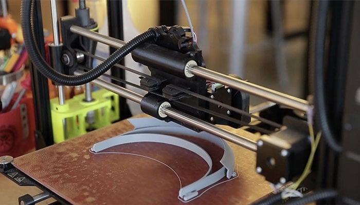 impresión 3D covid-19