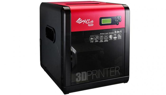 escáneres 3D