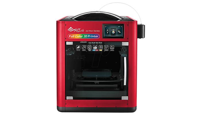 impresoras 3D a color