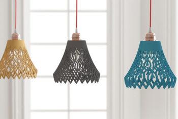 Di-lamp, lámparas personalizadas con impresión 3D