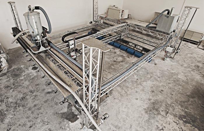 impresoras 3D de casas