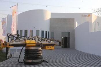 Apis Cor desarrolló el edificio impreso en 3D más grande de Dubai